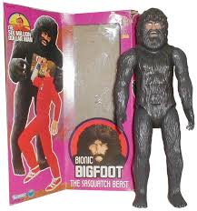 bionic man action figure