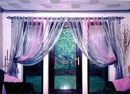curtain voile