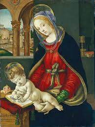 lippi madonna and child