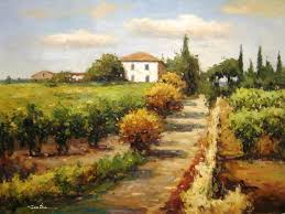 french oil paintings