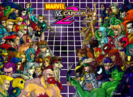marvel versus capcom 2