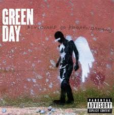 Green Day - Shoplifter - Single
