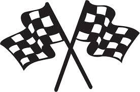 checkered flag logo