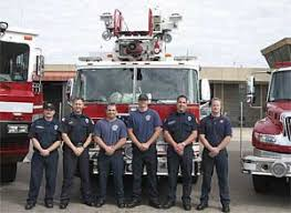 navy firefighters