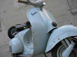 classic motor scooters