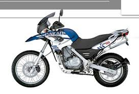 bmw gs650 motorcycle