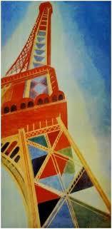 delaunay eiffel tower