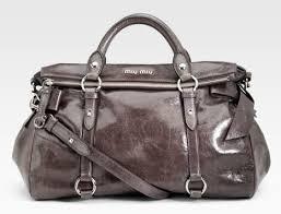 miu miu bow handbag