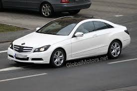 mercedes coupe 2009