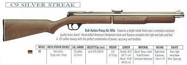 air rifle benjamin