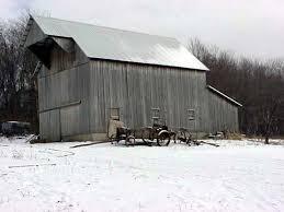 amish barn