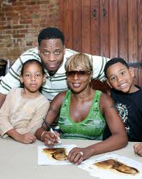 mary j blige children