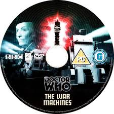 doctor who the war machines