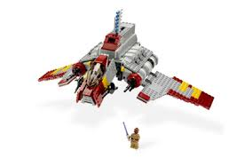 lego starwars republic attack shuttle