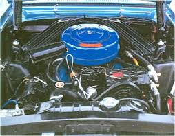 ford falcon engine