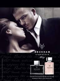 beckham signature fragrances