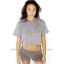 cropped tee shirts