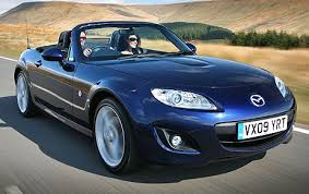 mazda mx5 soft top
