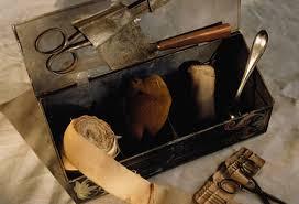civil war medical kits