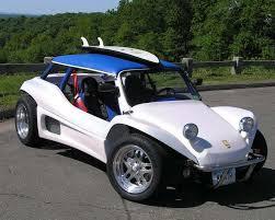 beach buggy build