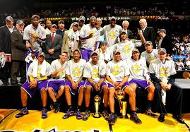 lakers champs