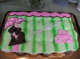 babyshower cupcake cakes