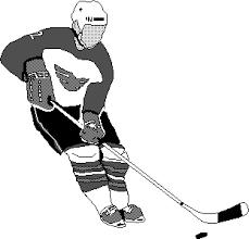 hockey clipart
