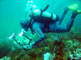 diver scuba