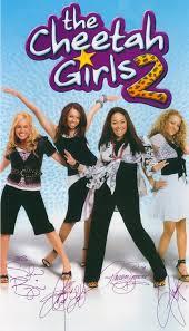 cheetah girls poster