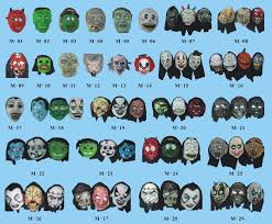halloween costumes masks