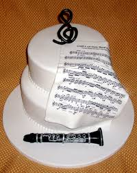 happy birthday clarinet
