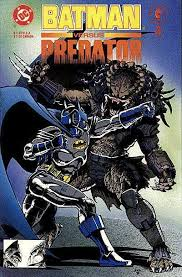predator batman