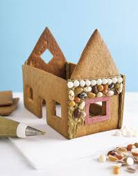gingerbread houses decorations