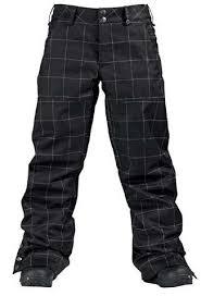 burton mighty pants