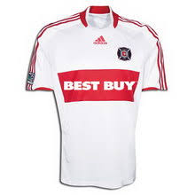 chicago fire soccer jersey