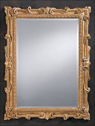gold frame mirrors