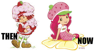 american greetings strawberry shortcake