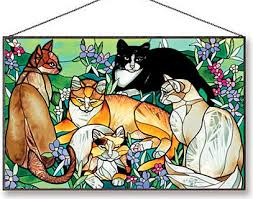 cats glass
