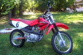 honda 80cc dirt bike