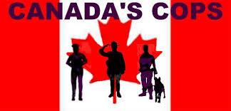 canadian police uniforms