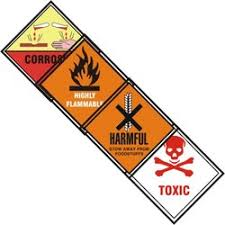 chemical stickers