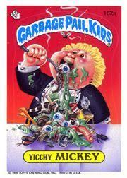 original garbage pail kids