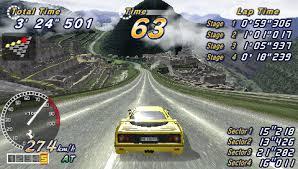 outrun 2006 psp