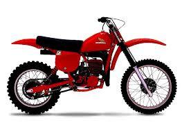 1978 honda cr250