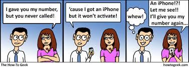 iphone comics