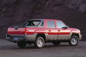 chevy avalanche truck