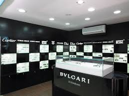 eyewear store