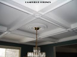 pictures of coffered ceilings