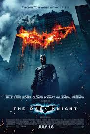 batman dark knight movie poster