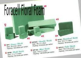 flower foams